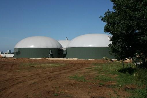 Biogas in die huidige Suid Afrika