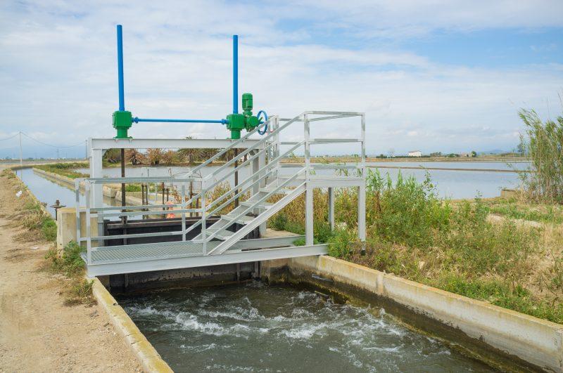 Waterbestuur is geen luukse nie