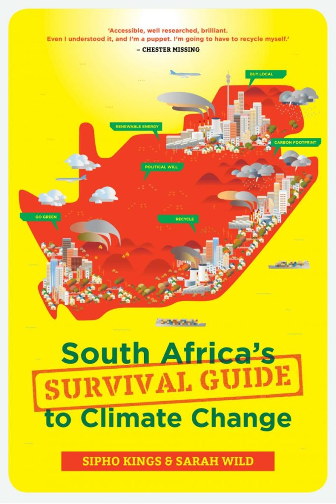 Boekresensie: South Africa's Survival Guide to Climate Change