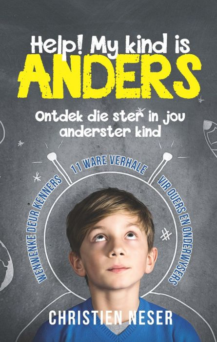 Boekresensie: Help! My kind is anders