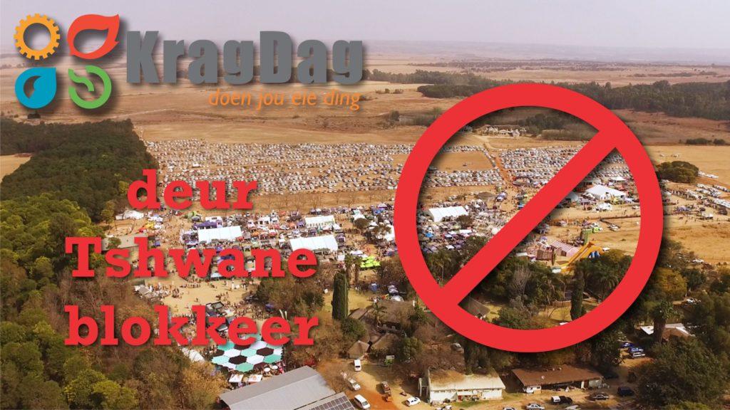 Tshwane verbied Desember se Sakeliga KragDag 2020 ekspo