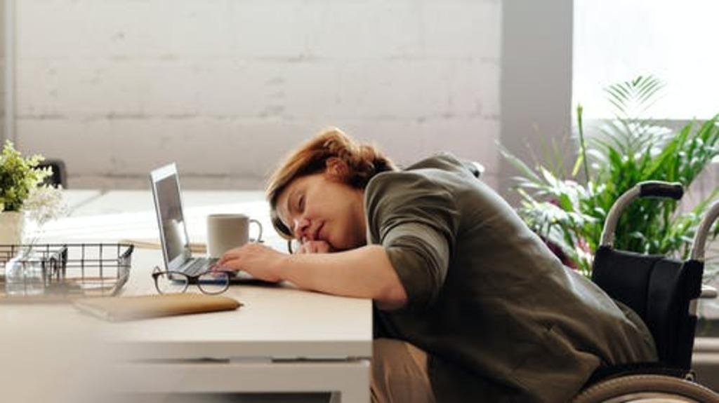 Uitgeput weens slaapapnee?  – meer as wat mens sou dink!