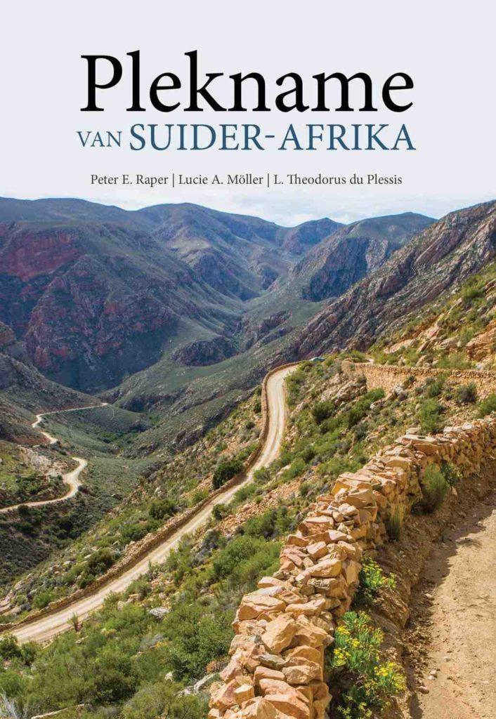 Boekresensie: Plekname van Suider-Afrika