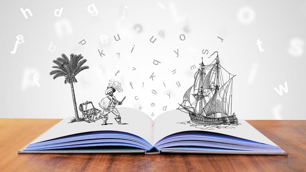 Hoe skryf ek 'n kinderstorie?
