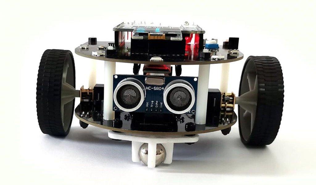 Beskermd: Voordele en probleme van Robotika-opleiding