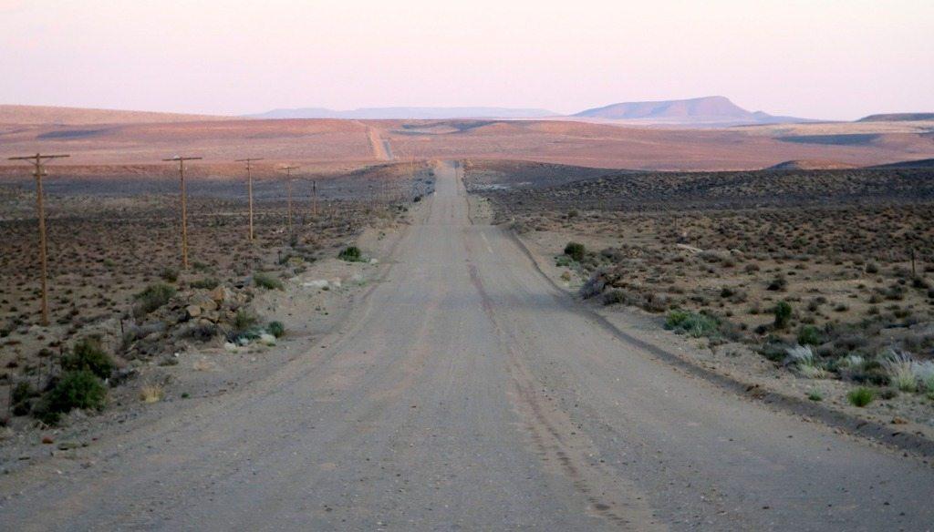 Beskermd: Die droogte in die Noord-Kaap
