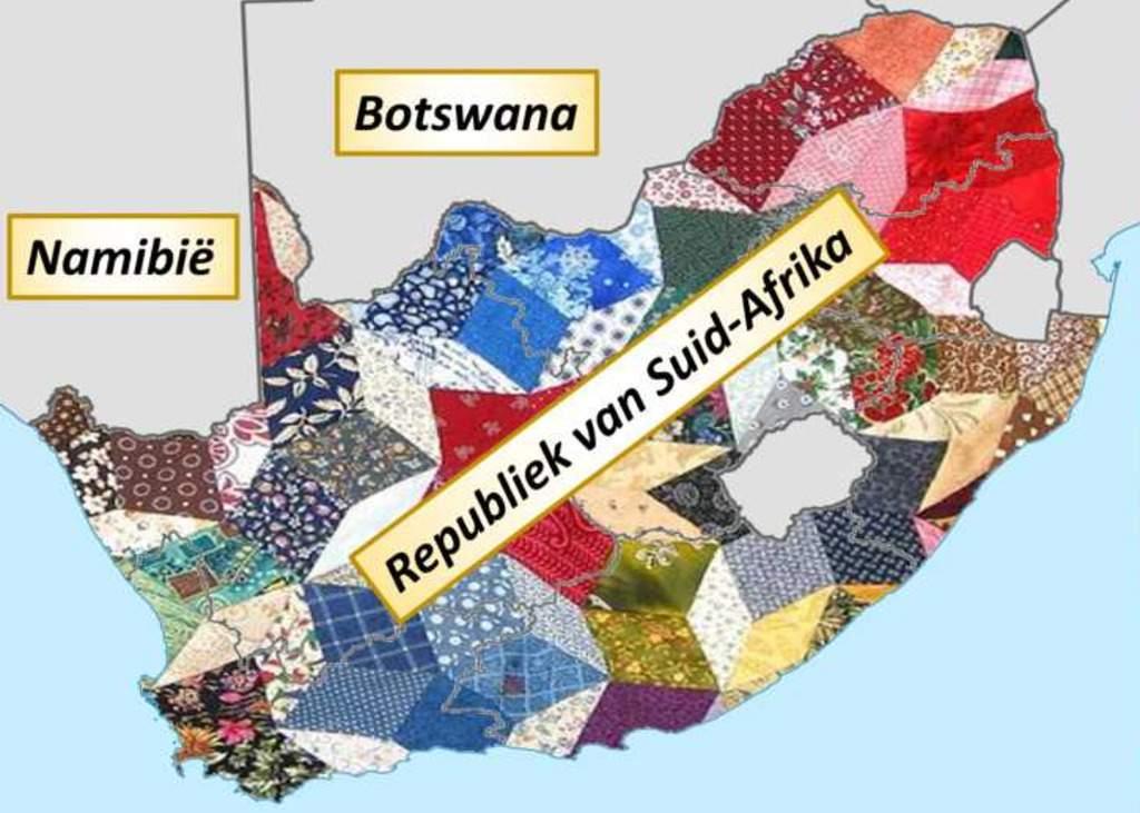 Die lappiesrepubliek van Suid-Afrika